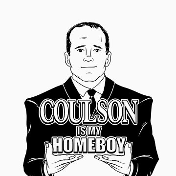 COULSON IS MY HOMEBOY! nh by BlairJCampbell
