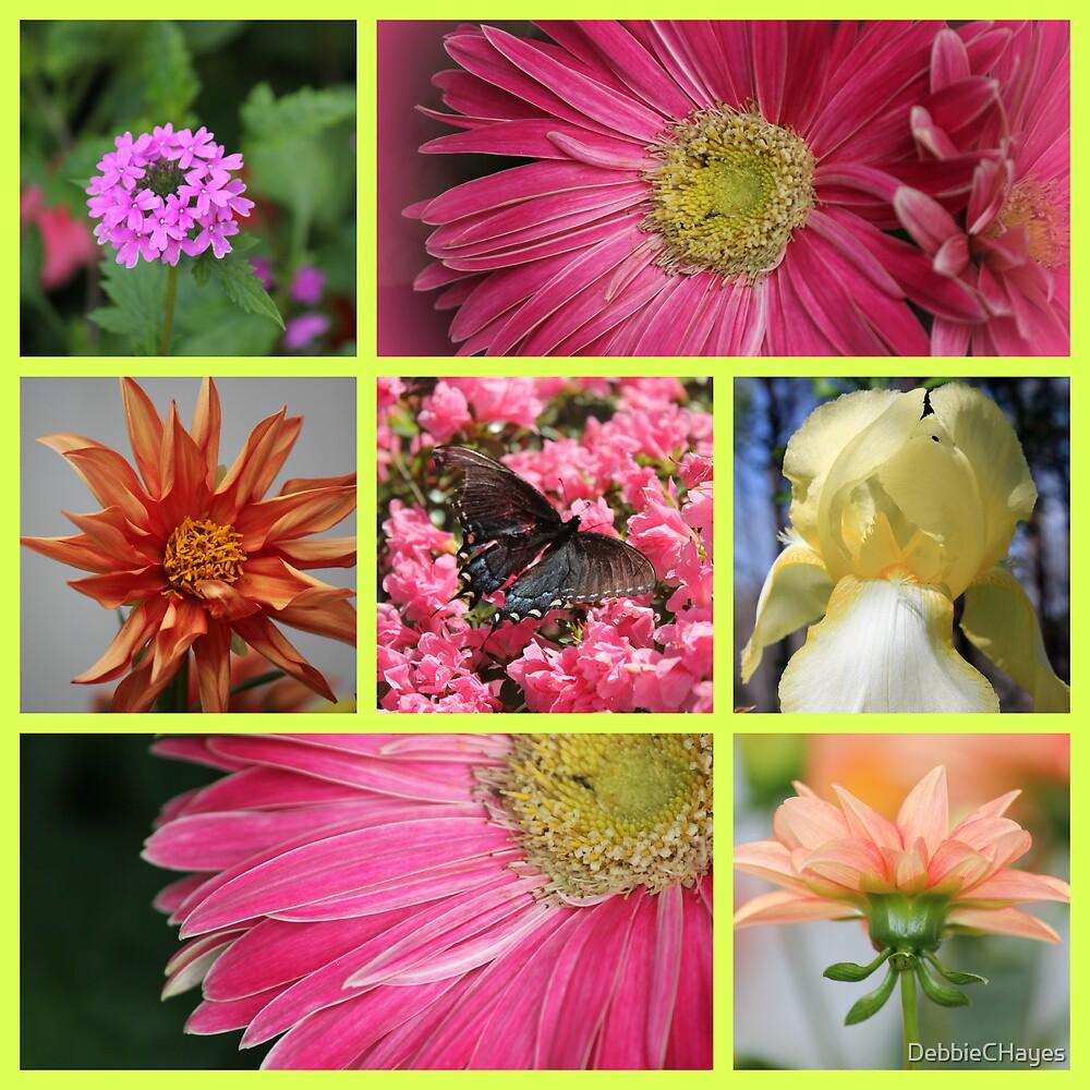 Spring Flowers by DebbieCHayes
