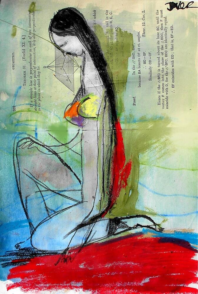 the maths of broken dreams by Loui  Jover