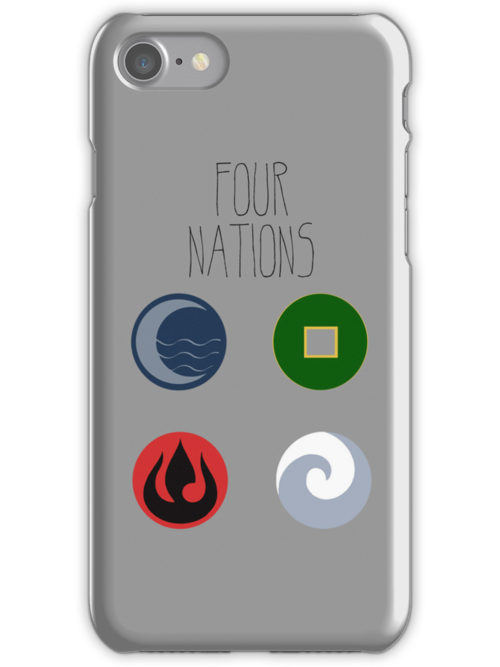 Four Nations by Jake Driscoll