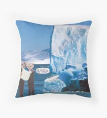 M Blackwell - Doomed... Throw Pillow