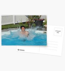 cannon ball Postcards