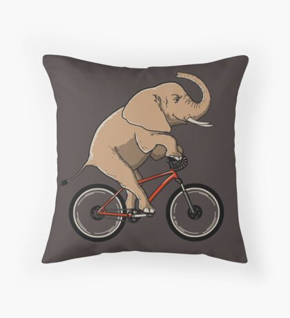 Supersized! Throw Pillow