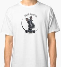 Scottish Terrier :: It's All About Me Classic T-Shirt