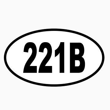 221B  by TheWaywardSon