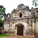 This old church... by Guatemwc
