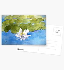 The memory of Love Postcards