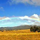 Somewhere over the rainbow by Kym Bradley