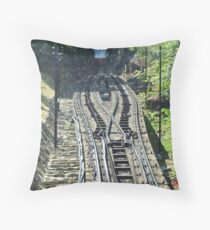 Passing Point Throw Pillow