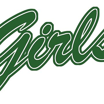 Girls (Green) by gpunch