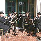 Street Musicians by Jack Ryan