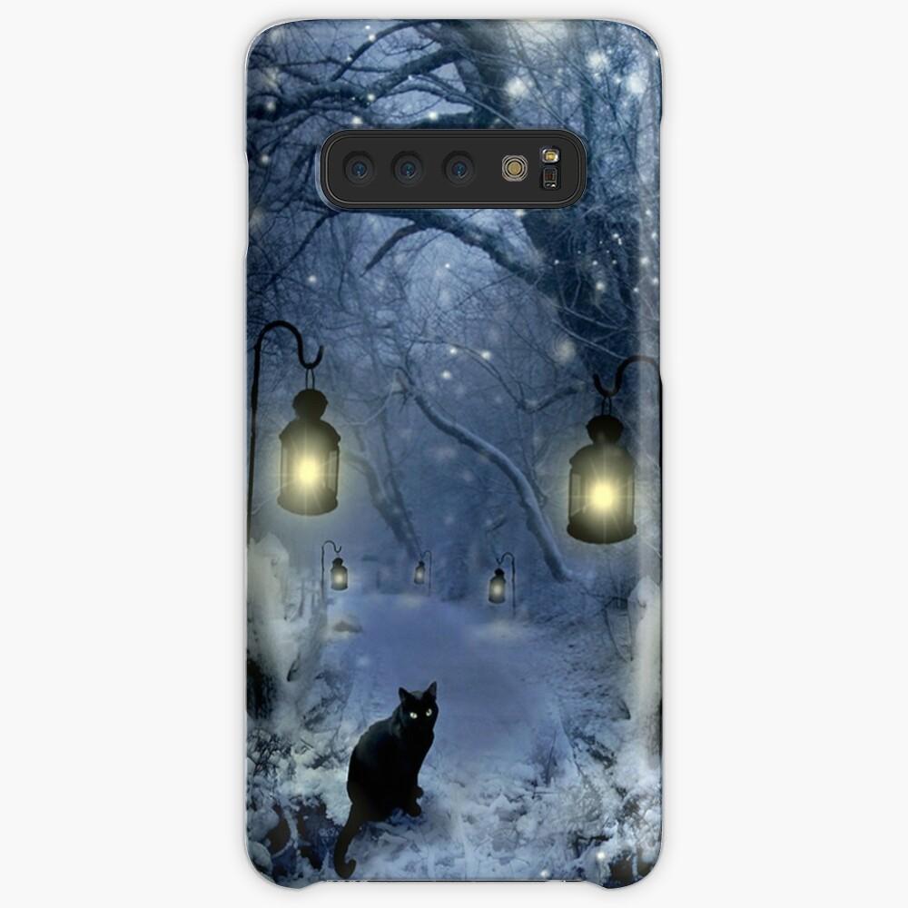 Winter Twilight  Case & Skin for Samsung Galaxy
