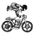 MotoYogi - Women Who Ride by Amanda Zito