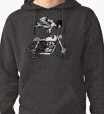 MotoYogi - Women Who Ride Pullover Hoodie