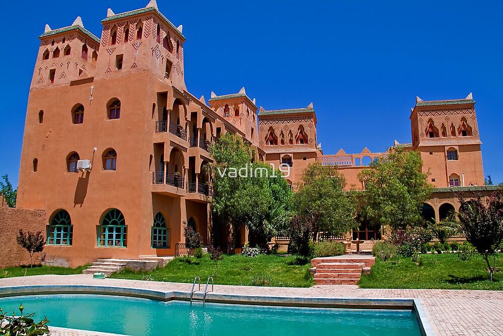 Morocco. Hotel Kasbah Asmaa. by vadim19