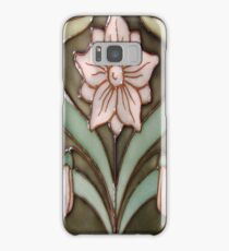 Glass Flower Look A Like Samsung Galaxy Case/Skin