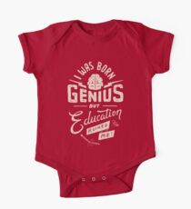 Born Genius One Piece - Short Sleeve