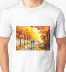 Autumn parkway T-Shirt