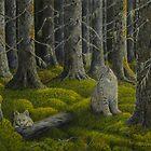 Woodland by Veikko  Suikkanen