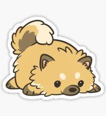 Miniature Pomeranian Sticker