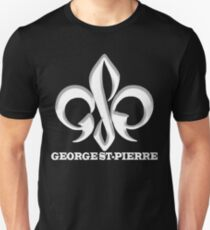 Georges St-Pierre Mixed Martial Arts GSP MMA UFC Champions T-Shirt