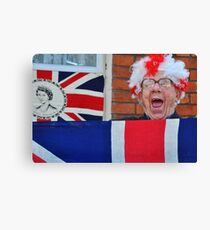 This is England Canvas Print