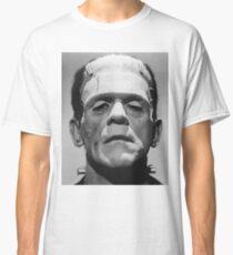 Frankenstein's Monster Karloff Classic T-Shirt