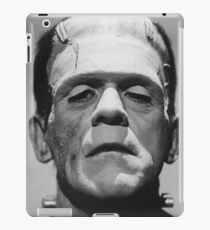 Frankenstein's Monster Karloff iPad Case/Skin