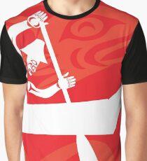 Thunderbird Canoe Paddlers  Graphic T-Shirt
