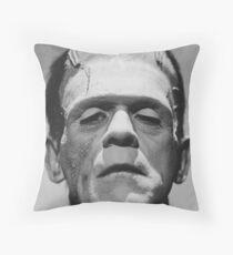 Frankensteins Monster Karloff Dekokissen