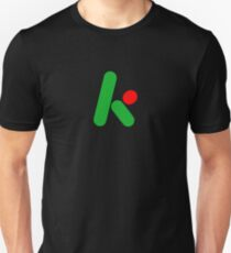 2D version of The Krypton Factor logo Unisex T-Shirt
