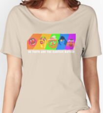 Dr Teeth and the Electric Mayhem Rainbow (The Muppets) Women's Relaxed Fit T-Shirt