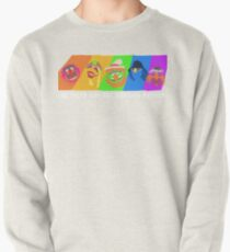 Dr Teeth and the Electric Mayhem Rainbow (The Muppets) Pullover