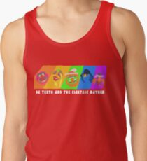 Dr Teeth and the Electric Mayhem Rainbow (The Muppets) Tank Top