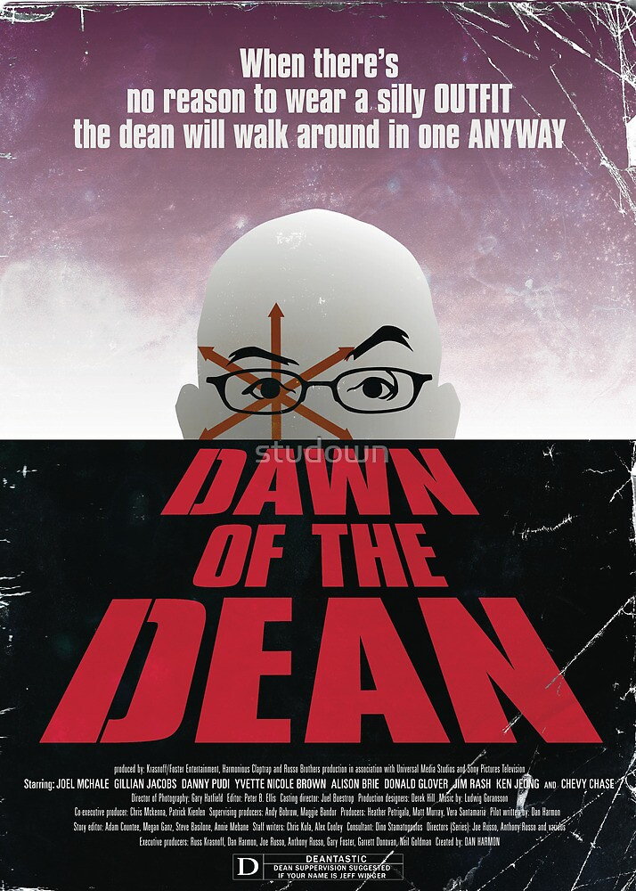 Dawn Of The Dean by studown