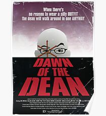 Dawn Of The Dean Poster