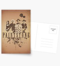 Paintstone Postcards