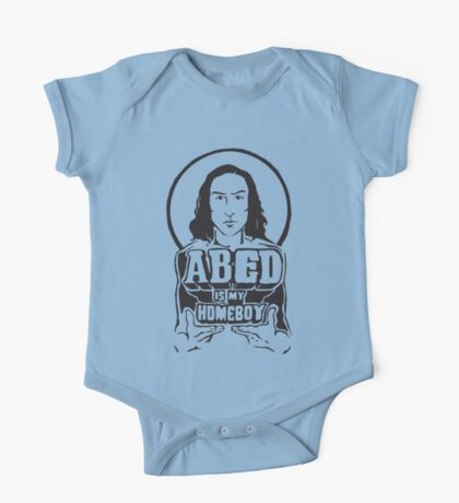 Abed Is My Homeboy Kids Clothes