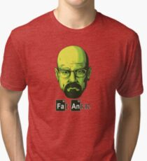 Fat Ankle - Walter Tri-blend T-Shirt