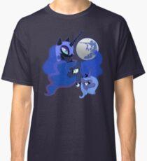 Three Luna Moon Classic T-Shirt