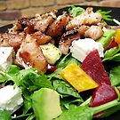 Honey Soy Chicken Salad by LifeisDelicious
