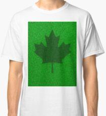 Grass flag Canada Classic T-Shirt
