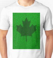 Grass flag Canada Unisex T-Shirt
