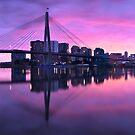 ANZAC Bridge by donnnnnny