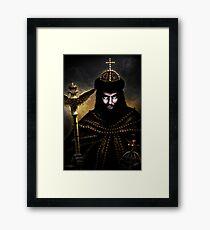 Boris Godunov Framed Print