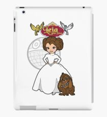 A Forceful Princess iPad Case/Skin