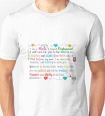 I Am A Nurse! T-Shirt