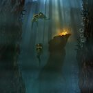 In the Depths of the Rhine by LivingHorus