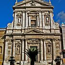 In the heart of Rome.  by geof