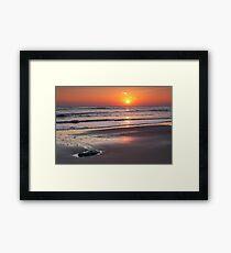 Marsden Beach Framed Print